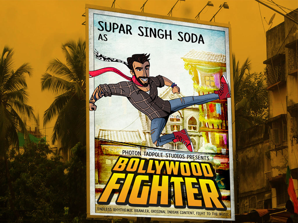 Bollywood Fighter